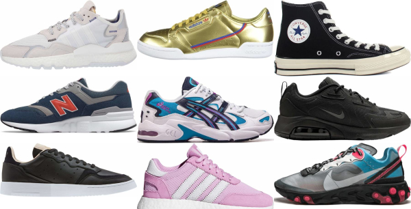 buy retro sneakers for men and women
