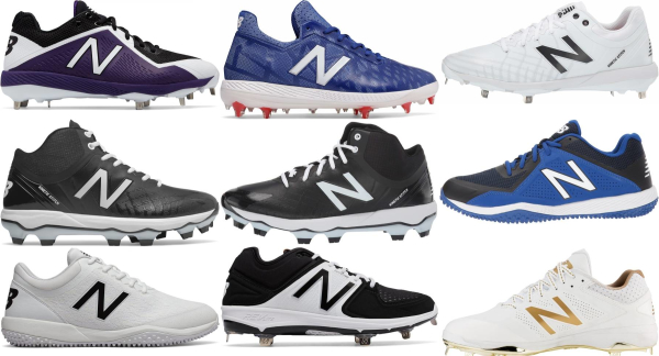 buy revlite baseball cleats for men and women