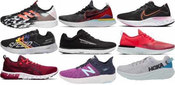 buy road competition running shoes for men and women