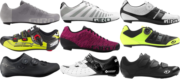 buy road cycling shoes for men and women