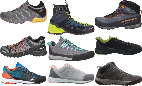 buy rubber sole approach shoes for men and women
