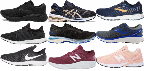 buy rubber sole bunions running shoes for men and women