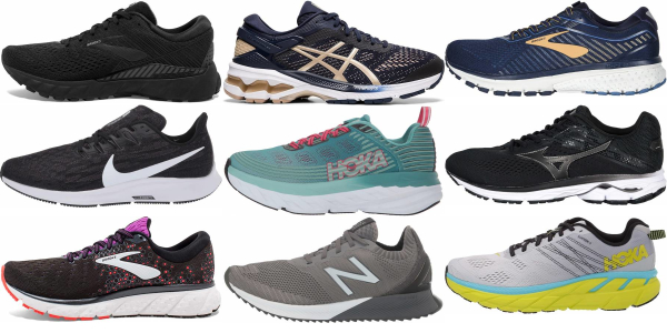 buy rubber sole running shoes for men and women