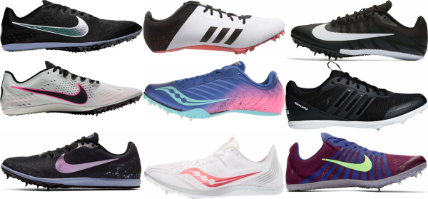 buy rubber track & field shoes for men and women