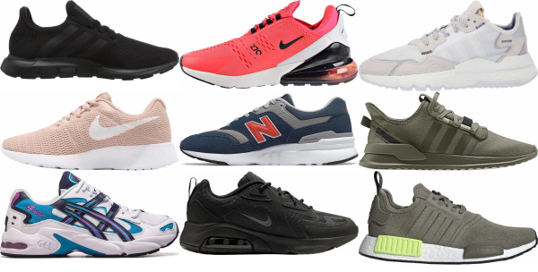 buy running sneakers for men and women