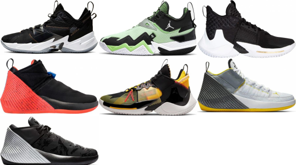 9 Russell Westbrook basketball shoes - Save 11% | RunRepeat
