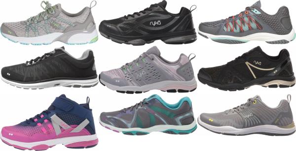 buy ryka cross-training shoes for men and women