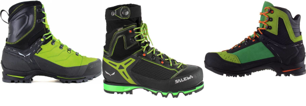 buy salewa high cut mountaineering boots for men and women