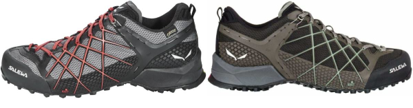 buy salewa mesh upper approach shoes for men and women