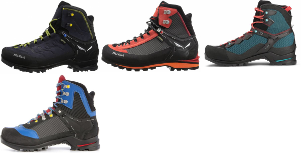 buy salewa mid cut mountaineering boots for men and women
