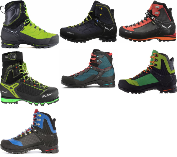buy salewa mountaineering boots for men and women