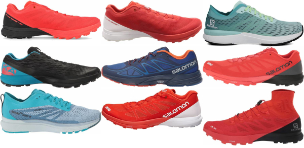 buy salomon competition running shoes for men and women