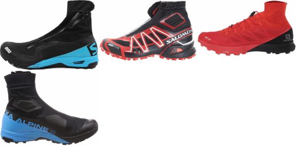 buy salomon high-top running shoes for men and women