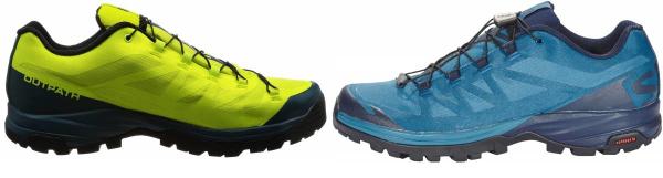 buy salomon light hiking shoes for men and women