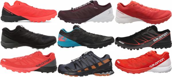 buy salomon low drop running shoes for men and women