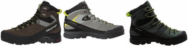 buy salomon mountaineering boots for men and women