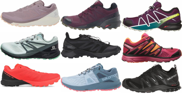 buy salomon neutral running shoes for men and women