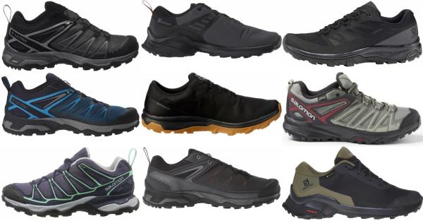 buy salomon ortholite hiking shoes for men and women