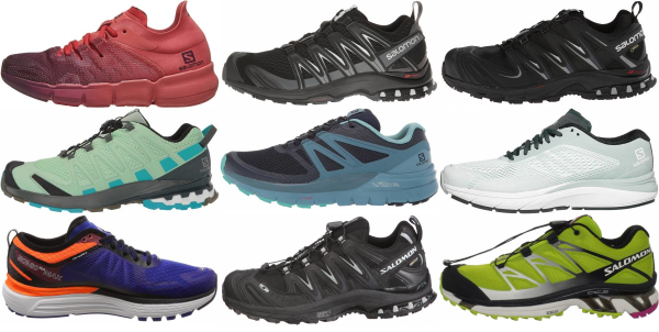 Salomon Overpronation Running Shoes