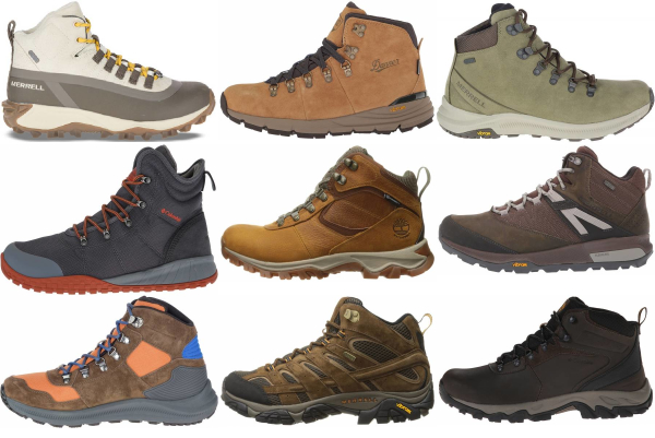 buy salomon quest hiking boots for men and women