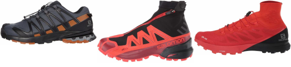 buy salomon snow running shoes for men and women