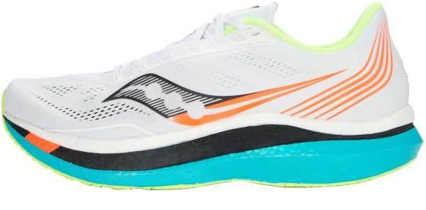 buy saucony carbon fiber plate running shoes for men and women