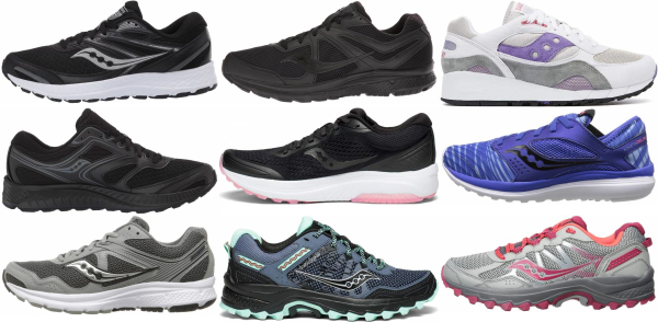 buy saucony cheap running shoes for men and women