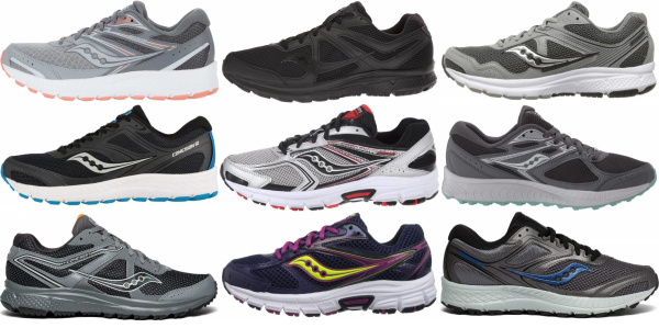 buy saucony cohesion running shoes for men and women