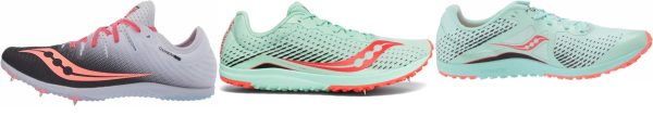 buy saucony cross country track & field shoes for men and women