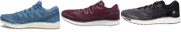 buy saucony freedom running shoes for men and women