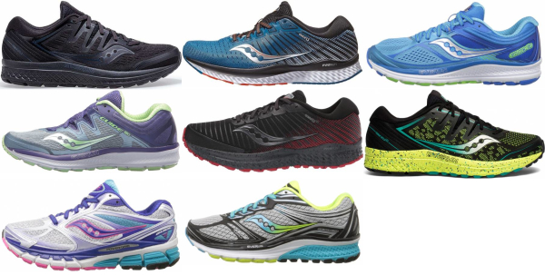 buy saucony guide running shoes for men and women