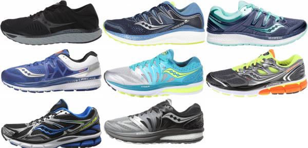 buy saucony hurricane running shoes for men and women
