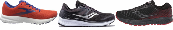 buy saucony isofit running shoes for men and women