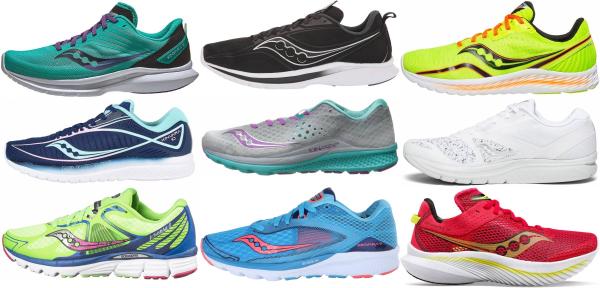 buy saucony kinvara running shoes for men and women