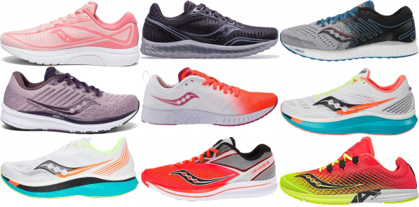 buy saucony lightweight running shoes for men and women