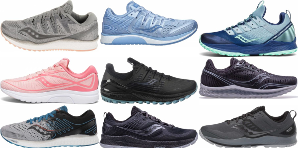 buy saucony low drop running shoes for men and women