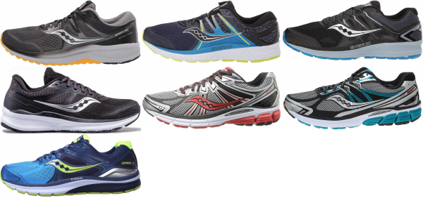 buy saucony omni running shoes for men and women