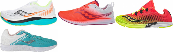 buy saucony race running shoes for men and women