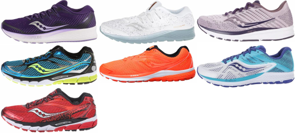 buy saucony ride running shoes for men and women