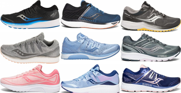 buy saucony road running shoes for men and women