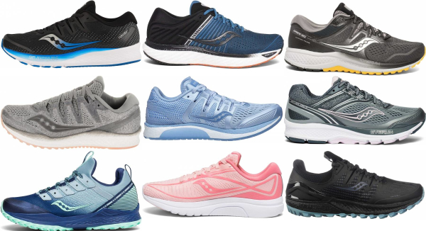 buy saucony running shoes for men and women