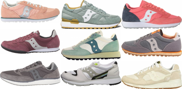 Save 56% on Saucony Sneakers (37 Models