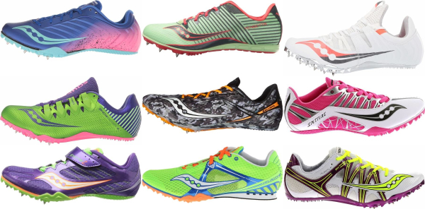 buy saucony sprints track & field shoes for men and women