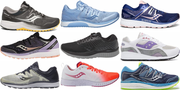 buy saucony stability running shoes for men and women