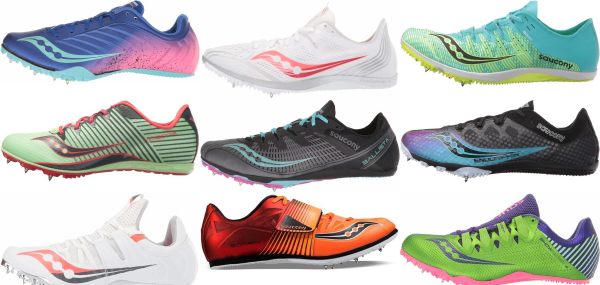buy saucony track & field shoes for men and women
