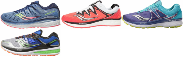 buy saucony triumph iso running shoes for men and women