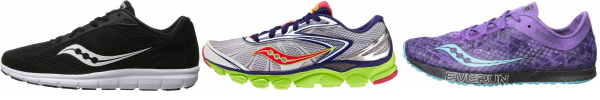 buy saucony zero drop running shoes for men and women