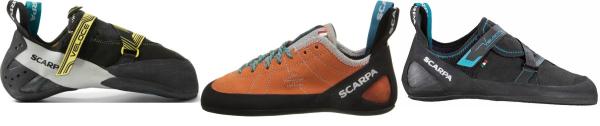 buy scarpa beginner climbing shoes for men and women