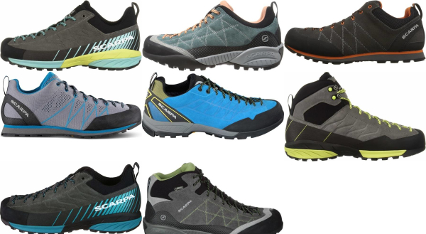 buy scarpa heel brake approach shoes for men and women