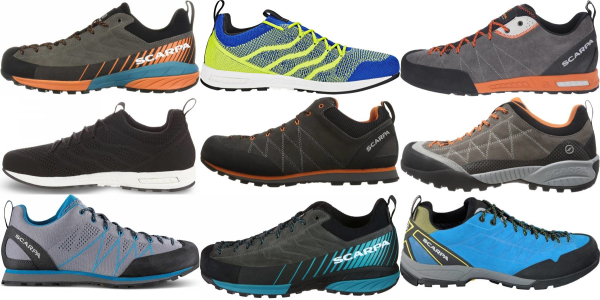 buy scarpa low approach shoes for men and women